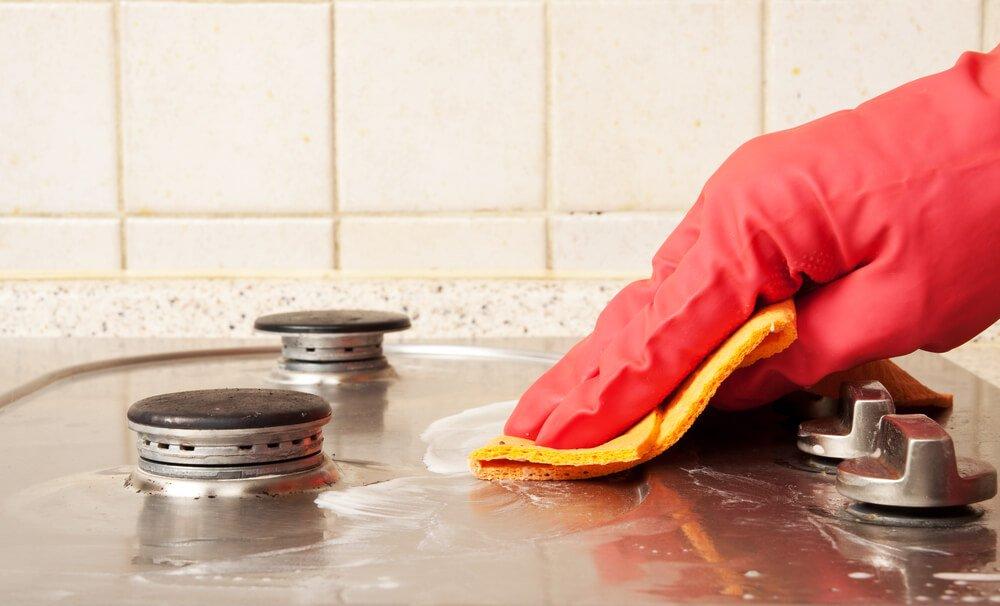 9 Puntos calientes de suciedad en tu cocina que debes vigilar